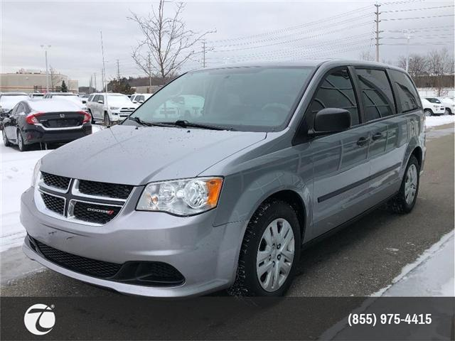 2015 Dodge Grand Caravan CVP!! JUST TRADED IN !! (Stk: M190208A) in Mississauga - Image 3 of 13