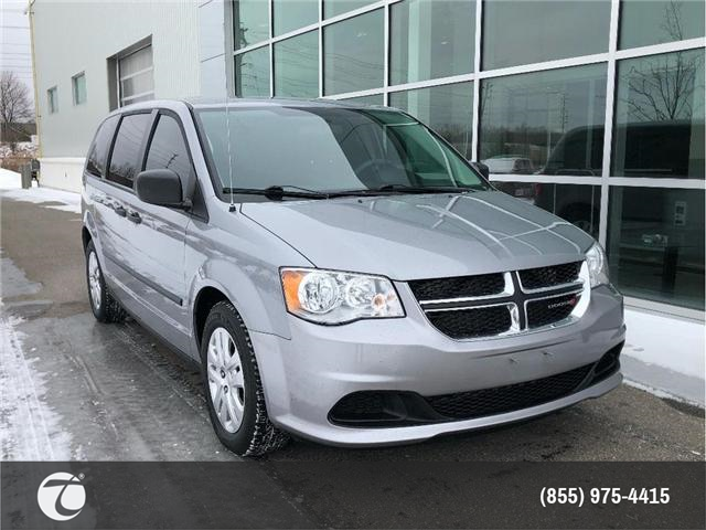 2015 Dodge Grand Caravan CVP!! JUST TRADED IN !! (Stk: M190208A) in Mississauga - Image 4 of 13
