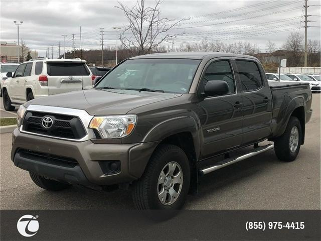 2014 Toyota Tacoma V6 SR5 POWER PKG (Stk: M180301A) in Mississauga - Image 3 of 12