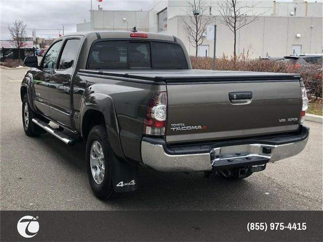 2014 Toyota Tacoma V6 SR5 POWER PKG (Stk: M180301A) in Mississauga - Image 4 of 12