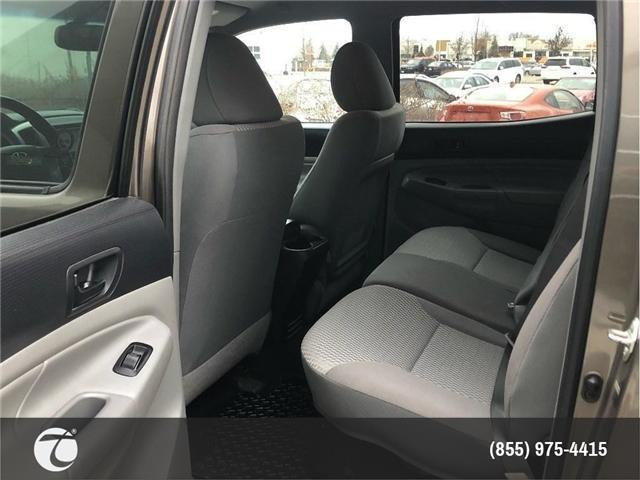2014 Toyota Tacoma V6 SR5 POWER PKG (Stk: M180301A) in Mississauga - Image 8 of 12