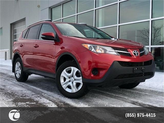 2015 Toyota RAV4 LE!! NEW ARRIVAL !! (Stk: 31408) in Mississauga - Image 1 of 16