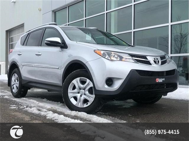 2015 Toyota RAV4 LE UPGRADE!! NEW ARRIVAL !! (Stk: 31409) in Mississauga - Image 1 of 16