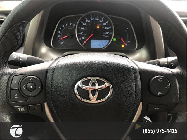 2015 Toyota RAV4 LE UPGRADE!! SOLD !! (Stk: 31409) in Mississauga - Image 4 of 16