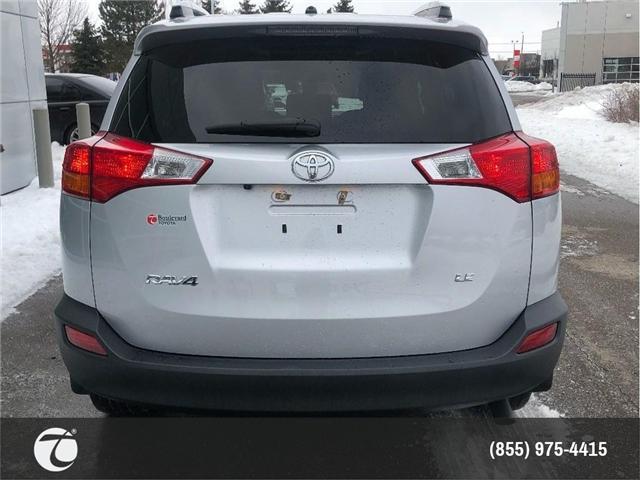 2015 Toyota RAV4 LE UPGRADE!! SOLD !! (Stk: 31409) in Mississauga - Image 8 of 16