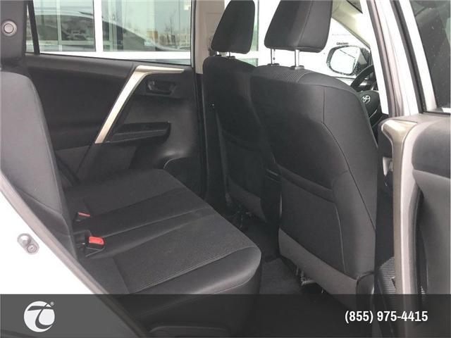 2015 Toyota RAV4 LE UPGRADE!! SOLD !! (Stk: 31409) in Mississauga - Image 12 of 16