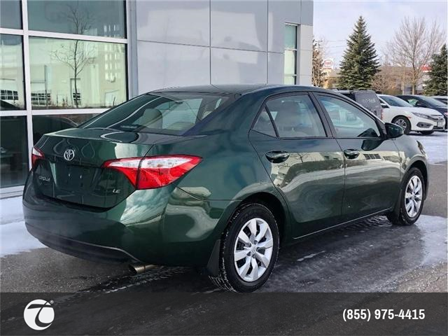 2015 Toyota Corolla LE!! JUST TRADED IN !! (Stk: 31405) in Mississauga - Image 6 of 16