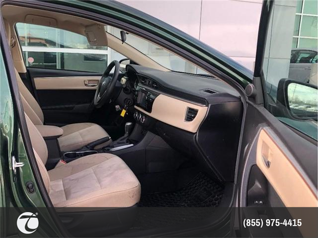 2015 Toyota Corolla LE!! JUST TRADED IN !! (Stk: 31405) in Mississauga - Image 8 of 16