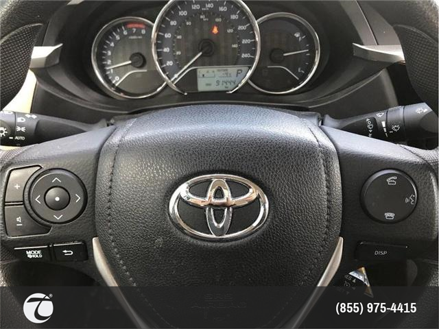 2015 Toyota Corolla LE!! JUST TRADED IN !! (Stk: 31405) in Mississauga - Image 15 of 16