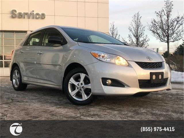 2013 Toyota Matrix !! JUST TRADED IN !! (Stk: M190321A) in Mississauga - Image 1 of 15