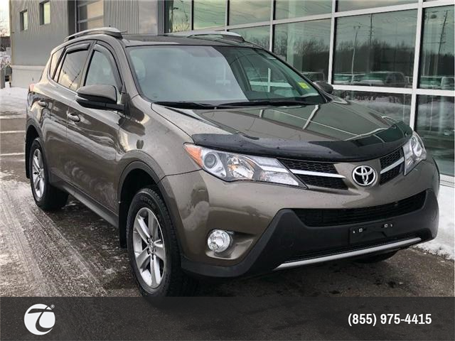 2015 Toyota RAV4 XLE!! NEW ARRIVAL !! (Stk: 31412) in Mississauga - Image 7 of 15