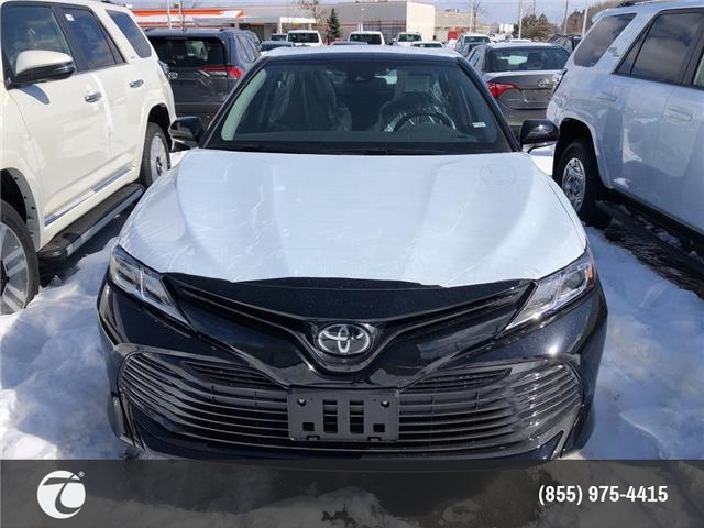 2019 Toyota Camry LE (Stk: M190454) in Mississauga - Image 2 of 5