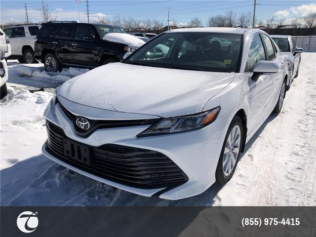 2019 Toyota Camry LE (Stk: M190445) in Mississauga - Image 1 of 5