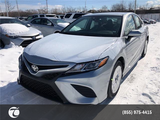 2019 Toyota Camry SE (Stk: M190473) in Mississauga - Image 1 of 5