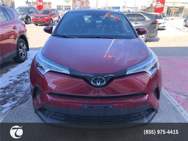 2019 Toyota C-HR XLE Package (Stk: M190246) in Mississauga - Image 2 of 5