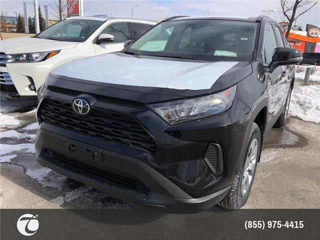 2019 Toyota RAV4 LE (Stk: M190371) in Mississauga - Image 1 of 5