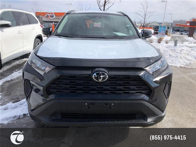 2019 Toyota RAV4 LE (Stk: M190371) in Mississauga - Image 2 of 5
