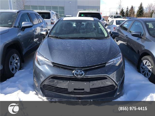 2019 Toyota Corolla LE (Stk: M190397) in Mississauga - Image 2 of 5