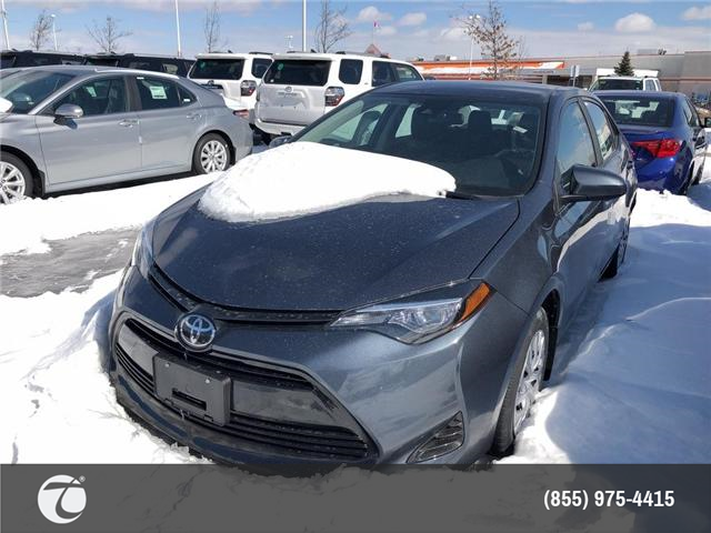 2019 Toyota Corolla LE (Stk: M190398) in Mississauga - Image 1 of 5