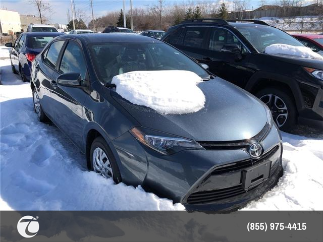 2019 Toyota Corolla LE (Stk: M190398) in Mississauga - Image 2 of 5