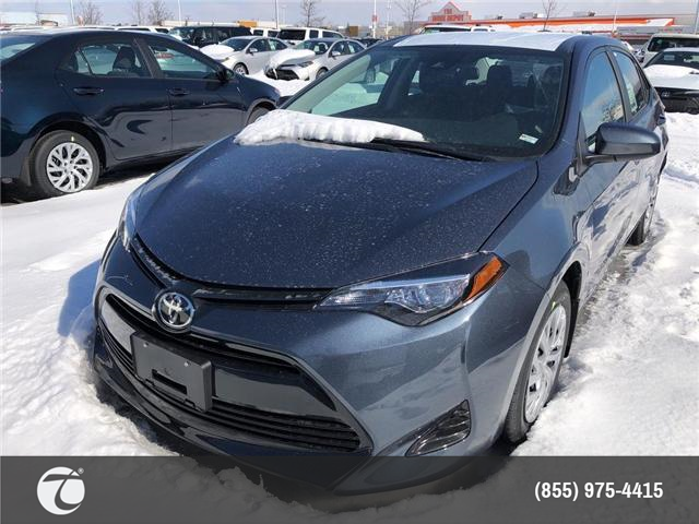 2019 Toyota Corolla LE (Stk: M190401) in Mississauga - Image 1 of 5