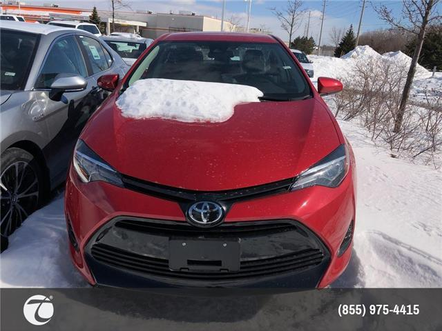 2019 Toyota Corolla LE (Stk: M190420) in Mississauga - Image 2 of 5