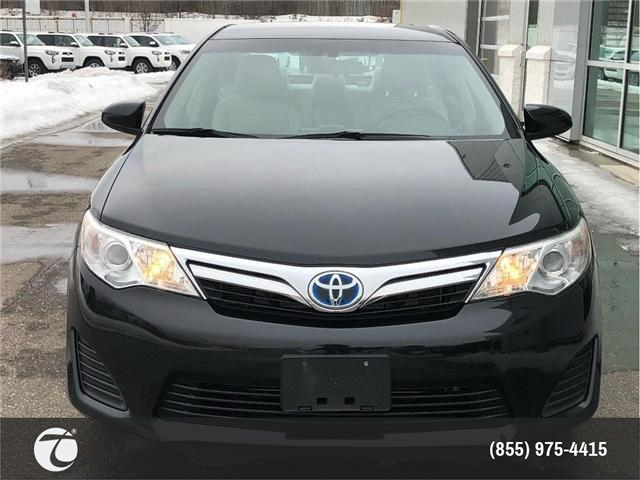 2014 Toyota Camry Hybrid LE!! JUST TRADED IN !! (Stk: 31432) in Mississauga - Image 5 of 17