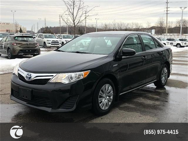 2014 Toyota Camry Hybrid LE!! JUST TRADED IN !! (Stk: 31432) in Mississauga - Image 6 of 17