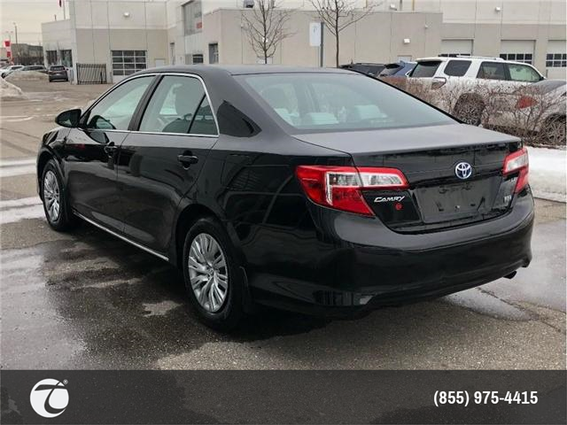 2014 Toyota Camry Hybrid LE!! JUST TRADED IN !! (Stk: 31432) in Mississauga - Image 7 of 17