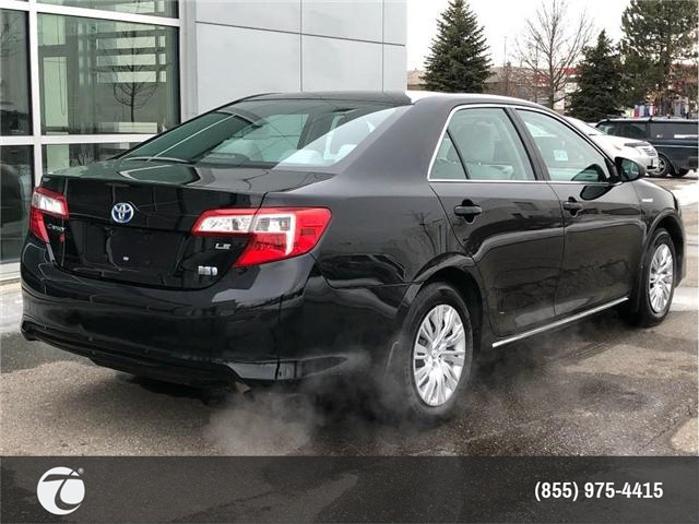 2014 Toyota Camry Hybrid LE!! JUST TRADED IN !! (Stk: 31432) in Mississauga - Image 9 of 17