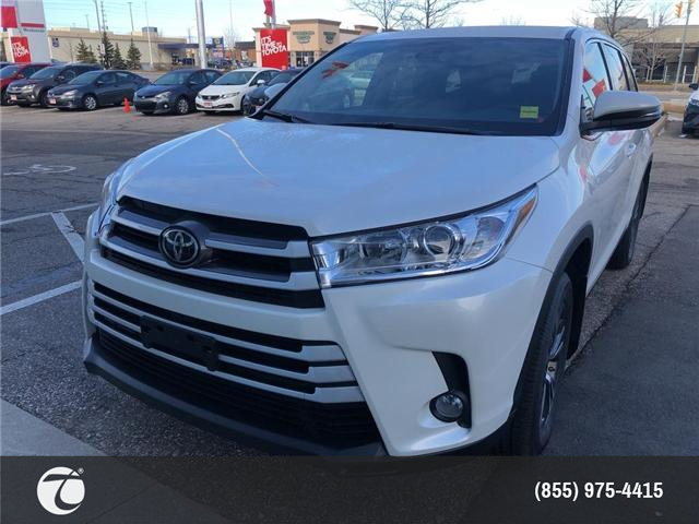 2019 Toyota Highlander LE AWD Convenience Package (Stk: M190191) in Mississauga - Image 1 of 5