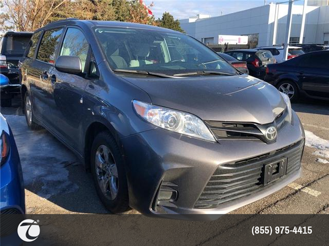 2019 Toyota Sienna 7-Passenger (Stk: M190067) in Mississauga - Image 2 of 4