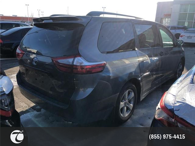 2019 Toyota Sienna 7-Passenger (Stk: M190067) in Mississauga - Image 4 of 4