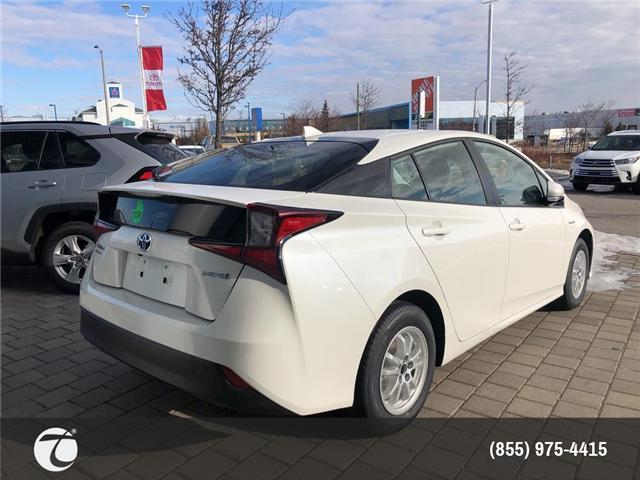 2019 Toyota Prius Technology (Stk: M190481) in Mississauga - Image 2 of 5