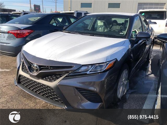 2019 Toyota Camry SE (Stk: M190503) in Mississauga - Image 1 of 5