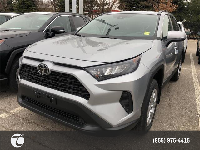 2019 Toyota RAV4 LE (Stk: M190521) in Mississauga - Image 1 of 5