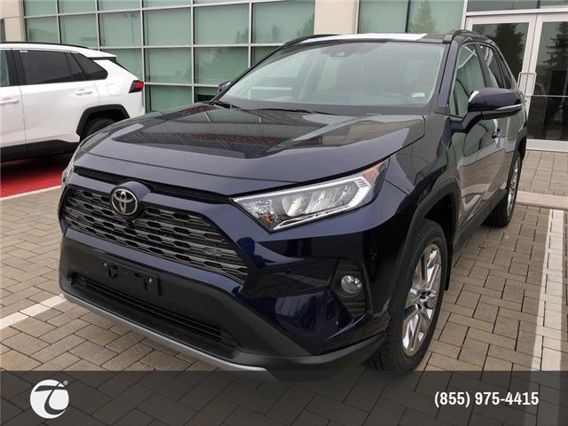 2019 Toyota RAV4 Limited (Stk: M190545) in Mississauga - Image 1 of 5