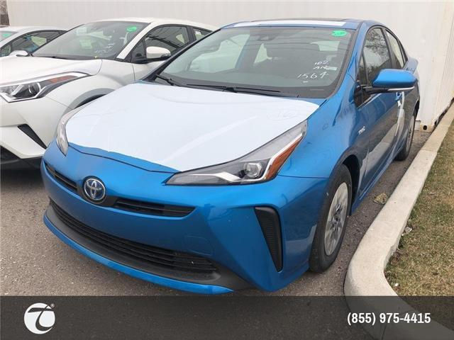 2019 Toyota Prius Technology (Stk: M190574) in Mississauga - Image 1 of 5
