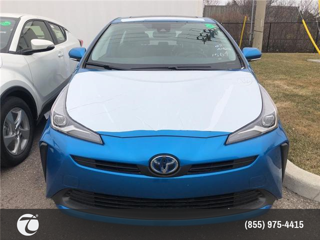 2019 Toyota Prius Technology (Stk: M190574) in Mississauga - Image 2 of 5