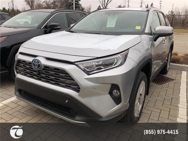 2019 Toyota RAV4 Hybrid Limited (Stk: M190564) in Mississauga - Image 1 of 5
