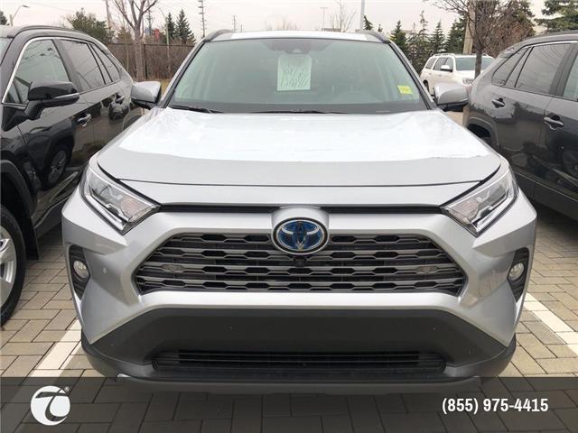 2019 Toyota RAV4 Hybrid Limited (Stk: M190564) in Mississauga - Image 2 of 5