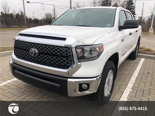 2019 Toyota Tundra SR5 Plus 5.7L V8 (Stk: M190599) in Mississauga - Image 1 of 5