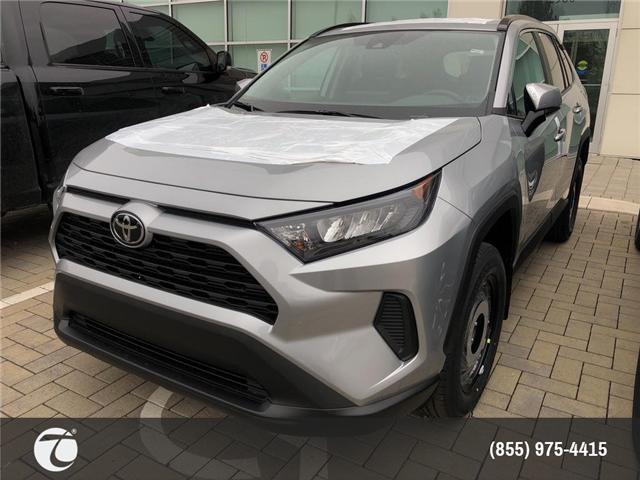 2019 Toyota RAV4 LE (Stk: M190596) in Mississauga - Image 1 of 5