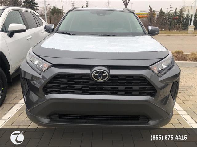 2019 Toyota RAV4 LE (Stk: M190584) in Mississauga - Image 2 of 5