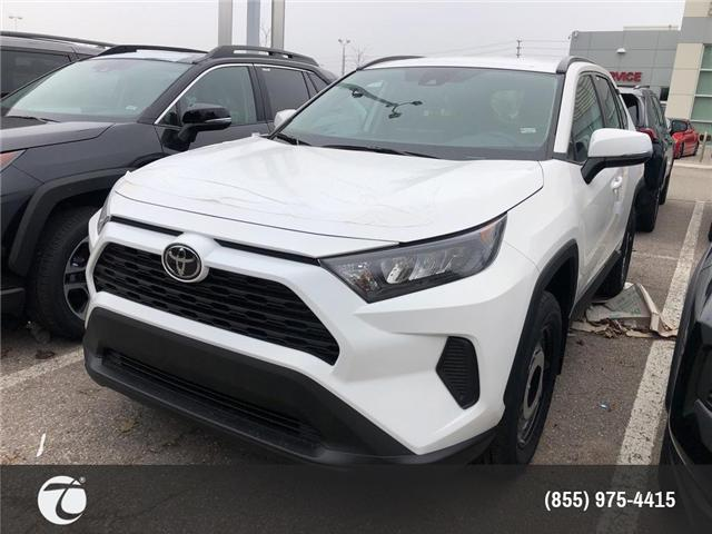 2019 Toyota RAV4 LE (Stk: M190594) in Mississauga - Image 1 of 5