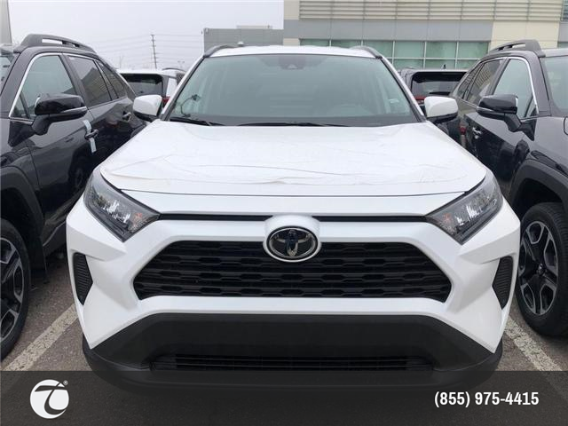 2019 Toyota RAV4 LE (Stk: M190594) in Mississauga - Image 2 of 5