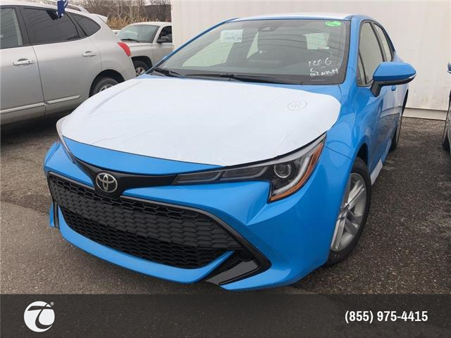 2019 Toyota Corolla Hatchback Base (Stk: M190577) in Mississauga - Image 1 of 5