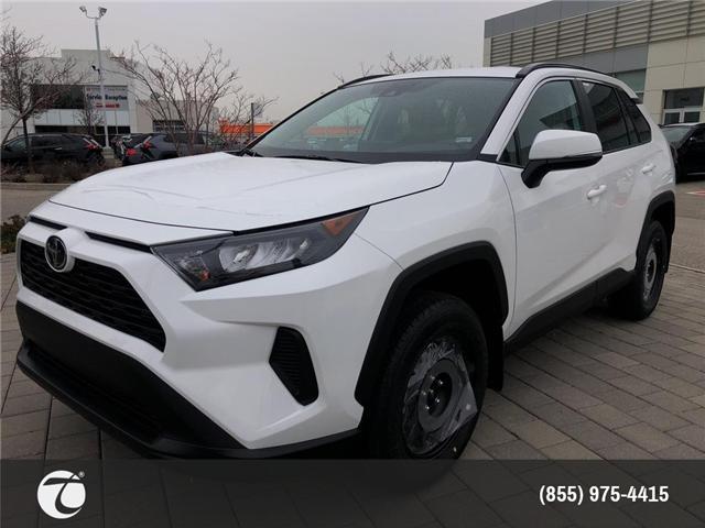 2019 Toyota RAV4 LE (Stk: M190583) in Mississauga - Image 1 of 5
