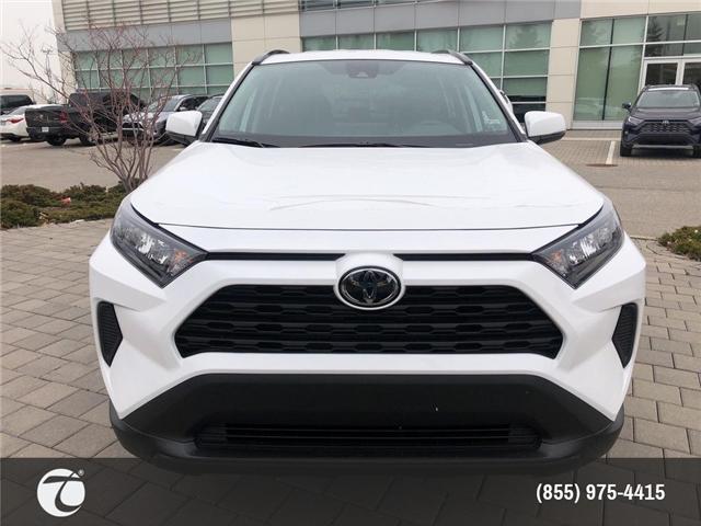 2019 Toyota RAV4 LE (Stk: M190583) in Mississauga - Image 2 of 5
