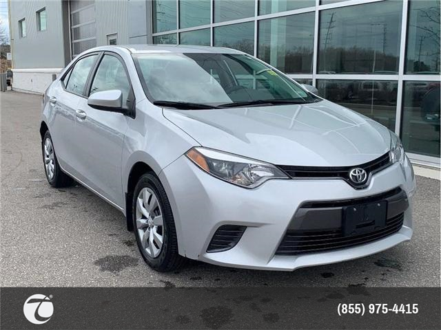2016 Toyota Corolla LE!! JUST TRADED IN !! (Stk: 31445) in Mississauga - Image 2 of 15